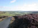 View of The North Yorkshire Moors
